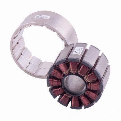 Torque Motor – Direct Drive – 110 mm