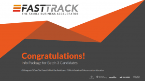 FASTTRACK invitation