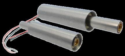 Voice Coil Actuator replacing pneumatic cylinders
