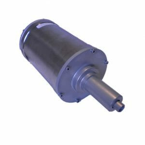 water cooled outrunner motor , Wassergekühlter Außenläufermotor