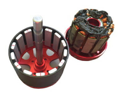BLDC motor example