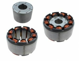 Inrunner torque motor